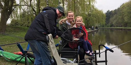 Free Let's Fish! - Penkridge - Learn to Fish session tickets