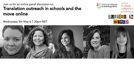 Translation outreach in schools and the move online tickets