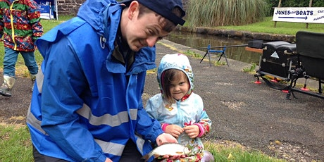 Free Let's Fish! - Northampton - Learn to Fish session - Nenescape tickets