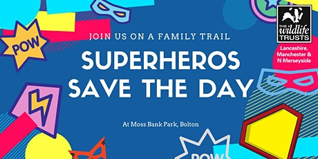 Superheroes Save The Day - April 24th tickets