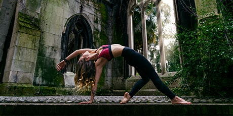 Beginners power vinyasa flow yoga tickets