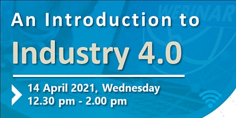 An Introduction to Industry 4.0 tickets