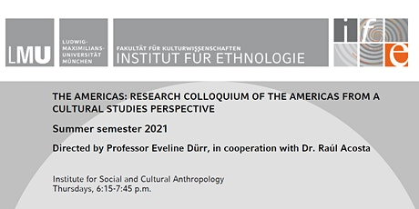 The Americas: Research Colloquium from a Cultural Studies Perspective tickets