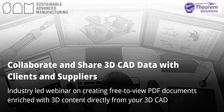 SAM Project Collaborate and Share 3D CAD Data with Clients and Suppliers tickets