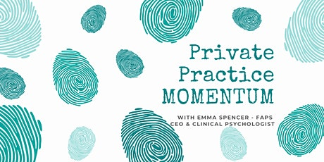 Private Practice MOMENTUM - Foundations of  Success tickets