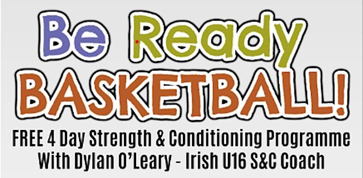 Be Ready Basketball image