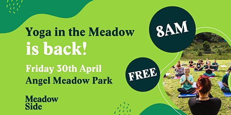MeadowSide Manchester's Yoga in the Meadow tickets