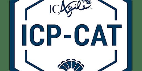 Enterprise Agility - Coaching Agile Transitions  - ICP-CAT biglietti