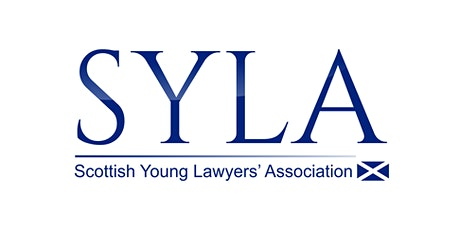 Scottish Young Lawyers' Association Annual General Meeting tickets