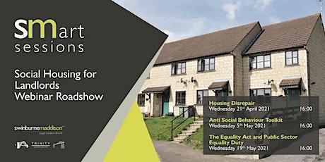 Social Housing for Landlords Roadshow! [Anti Social Behaviour Tool Kit] tickets