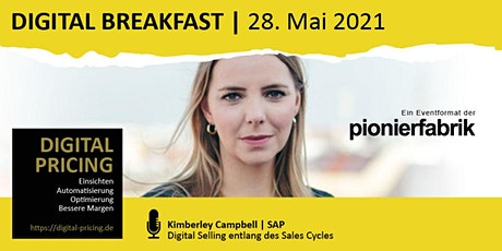"DIGITAL BREAKFAST | ""Digital Selling entlang des Sales Cycles"" billets"