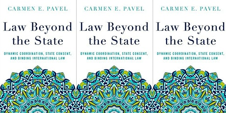 'Law Beyond the State' Book Launch tickets