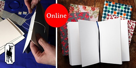 Book Binding: Saturday morning workshop tickets
