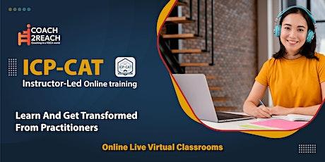 Coaching Agile Transitions ICP-CAT Online -Enterprise Agile Coach entradas