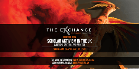Scholar Activism in the UK: Questions of Ethics and Practice tickets