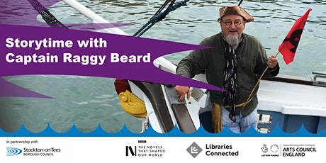 Storytime with Captain Raggy Beard tickets