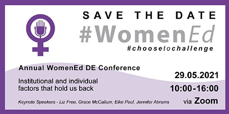 WomenEd DE annual conference tickets