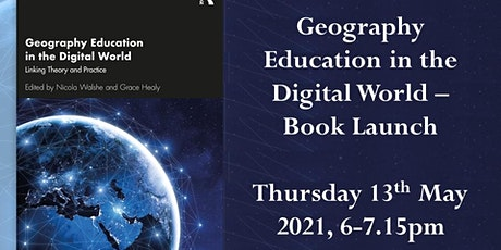 Geography Education in the Digital World - Book Launch tickets