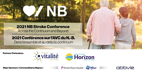 2021 NB Stroke Conference / 2021 Conférence sur l'AVC du N.-B. billets