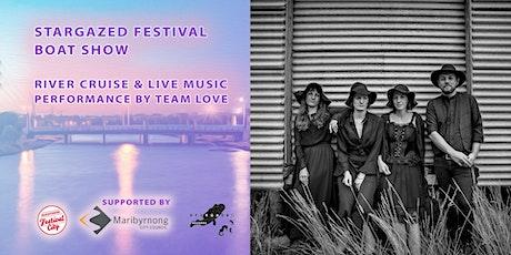 Stargazed Festival Boat Show tickets
