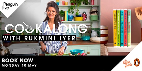 Cook-along with Rukmini Iyer tickets