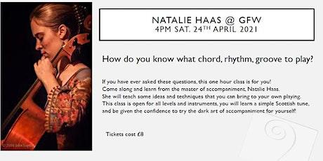 Natalie Haas @ GFW tickets
