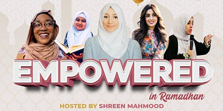 Empowered in Ramadhan tickets