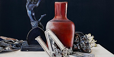 Still Life Classes with artist Jamie Preisz tickets