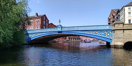Waterways and Bridges of Leeds - a summer evening walk tickets