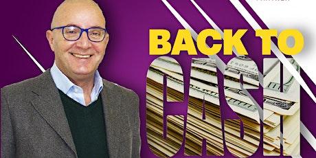 Back to Cash - Strategia Finanziaria per PMI biglietti