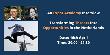 Struggles In The Netherlands: Transforming Threats Into Opportunities tickets