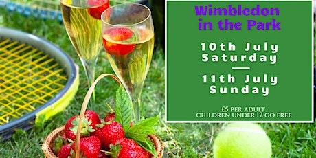Wimbledon at Wherstead tickets