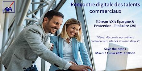 Rencontre digitale des talents commerciaux Epargne & Protection billets