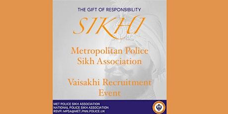 Celebrating Vaisakhi | Recruitment tickets
