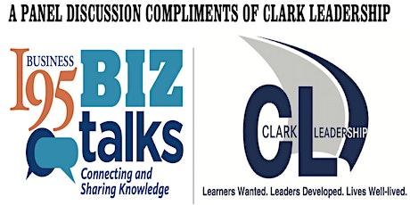 I95 BIZ Talks / Clark Leadership biglietti