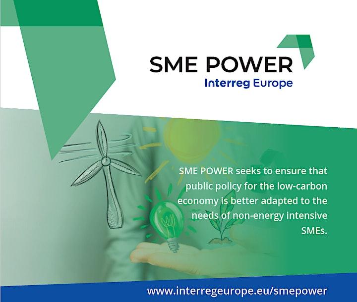 SME Power Mid Term Dissemination Event image