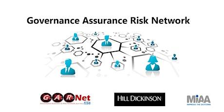 Governance Assurance and Risk Network (GARNet) tickets