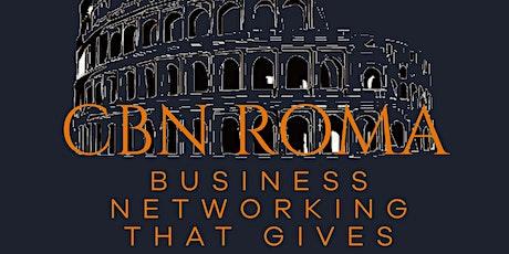CBN Roma Online biglietti