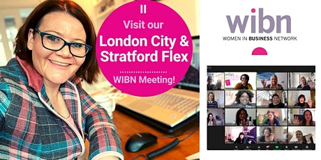 Women in Business Network  - London City & Stratford Flex tickets