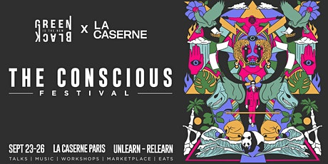 [PARIS] The Conscious Festival 2021 tickets