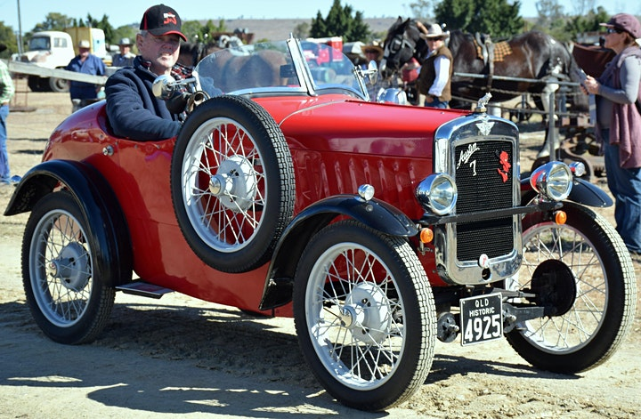 19th Annual Old Wheels In Motion Rally image