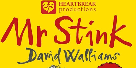 Mr Stink, presented by Heartbreak Productions tickets