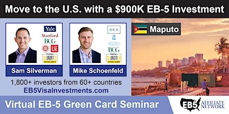 U.S. Green Card Virtual Seminar – Maputo, Mozambique tickets