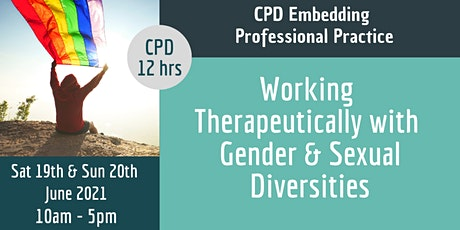 Working Transpersonally with Gender, Sexual and Relational Diversities tickets