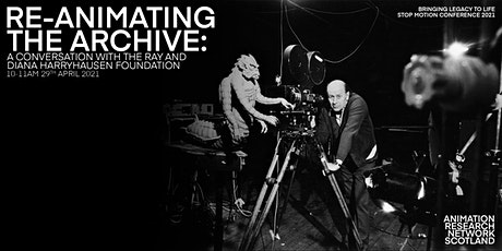 Re-Animating the Archive: A Conversation with the Ray and Diana Harryhausen tickets