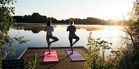 Tipi Yoga Lower Mill Estate tickets
