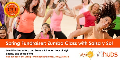 Winchester Hub and Salsa y Sol: Zumba Dance Fitness Class tickets