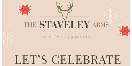 Christmas Party at The Staveley Arms tickets
