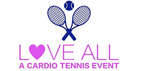 Love All Cardio Tennis Event tickets