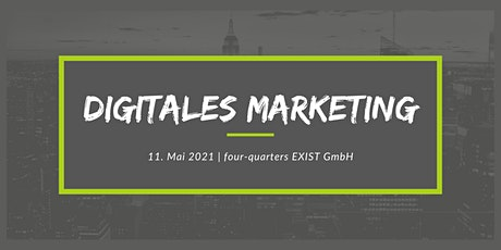 Kundengewinnung mit digitalem Marketing Tickets